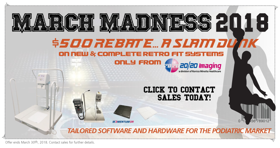 March Madness Promotion ends soon!
